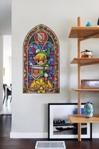 Zelda Wall Decals. (Foto: whatisblik)