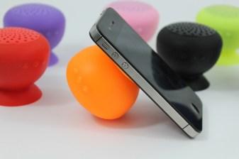 Sound & Ständer in einem (Foto: Indiegogo)