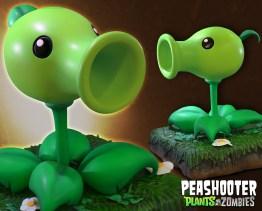 Peashooter ohne Geschoss. (Foto: Gaming Heads)