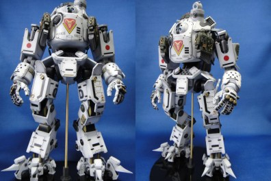 Titanfall-Mech-Replik. (Foto: nammkkyys)