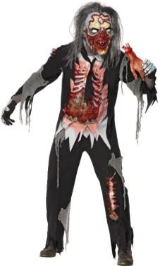 Verfaulter Zombie. (Foto: kostüme.com)