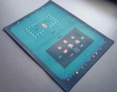 Zelda Level One Poster. (Foto: Harlan Elam)