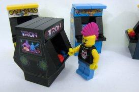 Lego City Arcade. (Foto: Etsy)