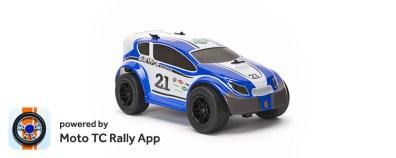 Moto TC Rally. (Foto: Griffin Technology)