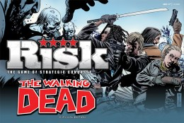 RISK: The Walking Dead. (Foto: USAopoly)