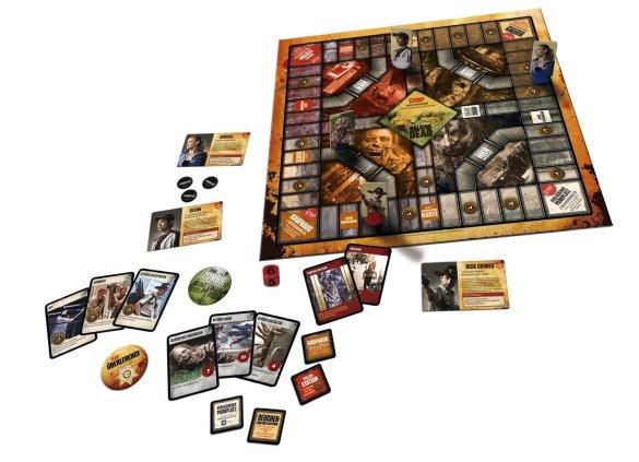 The Walking Dead - das Spiel. (Foto: Kosmos Verlag)