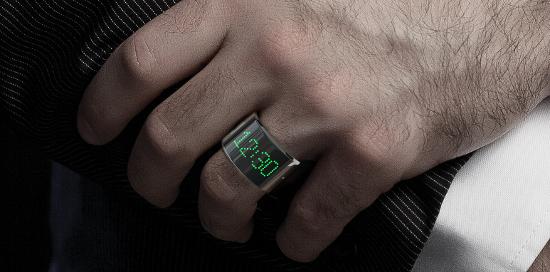 Wr braucht da noch eine Smartwatch? (Foto: Indiegogo)