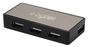 4fach USB Multi Hub inkl. Netzteil