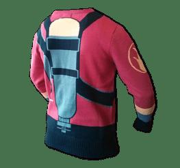 Pyro Holiday Sweater. (Foto: Valve)