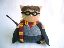 Fat Hairy Potter (Foto: Etsy)