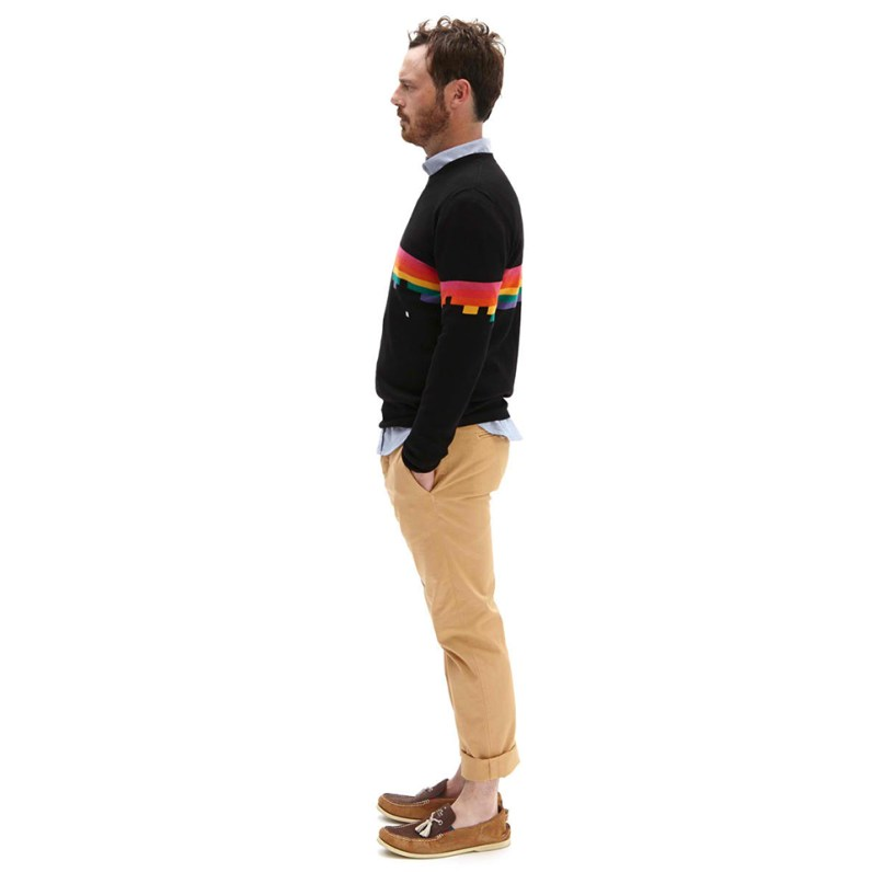 Super Breakout Sweater. (Foto: Band of Outsiders)