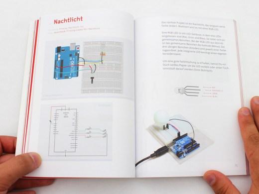 Ausführliche Infos im Handbuch (Foto: fritzing.org)