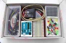 Ein Blick in die Box (Foto: fritzing.org)
