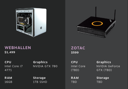 Steam Machines. (Foto: Valve)