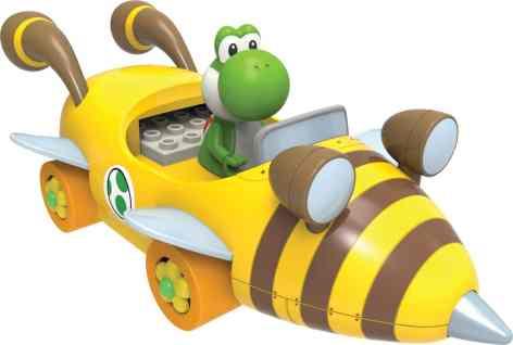 Mario Kart 7 Yoshi Bumble V Kart (Foto: BOTI)