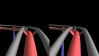 Coaster 3D für iOS. (Foto: GamingGadgets.de / iOS)