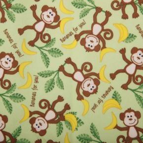Kissenbezug Monkeys (Foto: dreampadsleep.com)