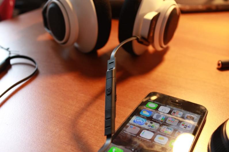 Mikrofon. (Foto: GamingGadgets.de)
