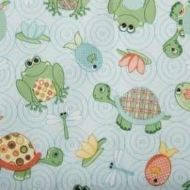 Kissenbezug Turtles (Foto: dreampadsleep.com)