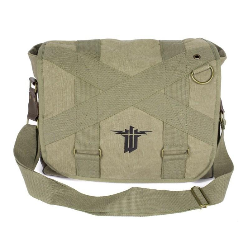Wolfenstein Messenger Bag. (Foto: Bethesda)