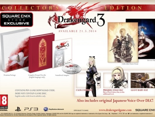Inhalt der Collector's Edition. (Foto: Square Enix)