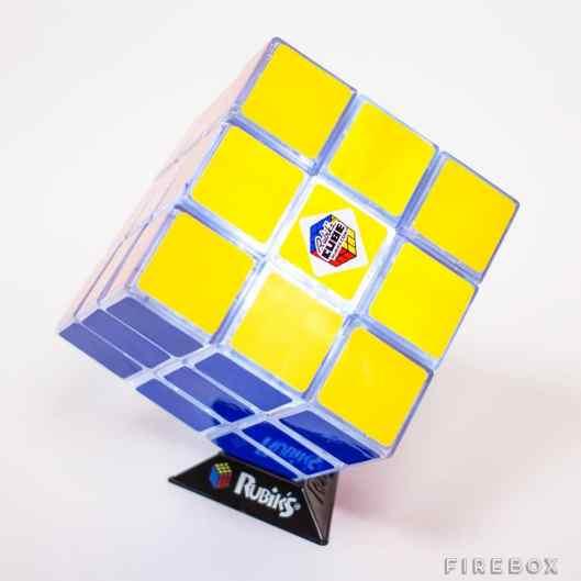 Der Rubik's Cube Light! Auch von unterbelichteten Spielern nutzbar... (Foto: Firebox.com)
