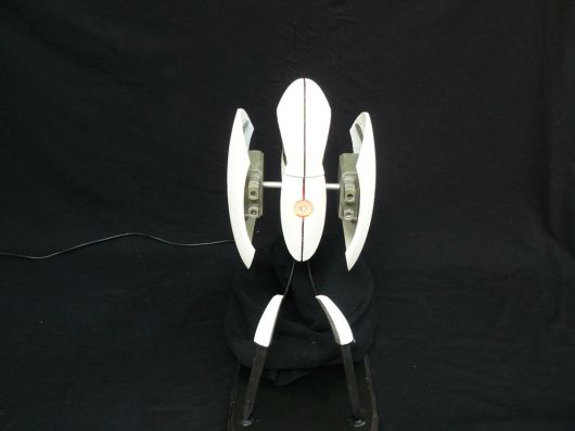 Moving and Tracking Portal Turret (Foto: Instructables.com)