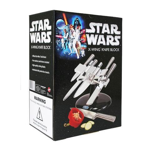 Star Wars X-Wing Messerblock (Foto: The Fowndry)