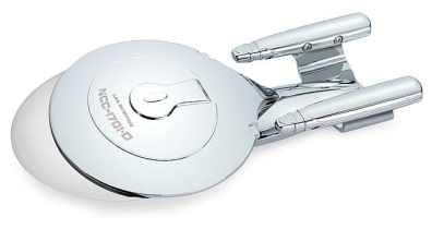Star Trek Pizzaschneider Set (Foto: Think Geek)