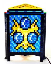 Legend of Zelda LEGO Lampe. (Foto: Baron von Brunk)