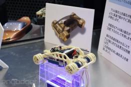 Takara Tomy Maglev Toy (Foto: Engagdet.com)