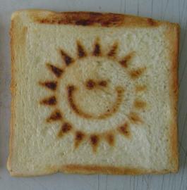 Sonnenschein-Toast (Burntimpressions.com)