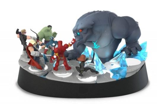 Das Diorama aus der Collector's Edition. (Foto: Disney Interactive)