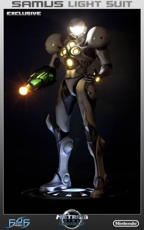 Samus Light Suit. (Foto: First 4 Figures)