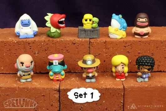 Spelunky Minis. (Foto: Fungamer)