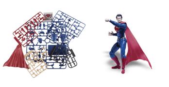 Sprükits-Bausatz Superman (Foto: Bandai)