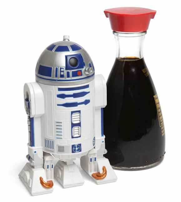 R2-D2 Soy Sauce Dispenser (Foto: ThinkGeek)