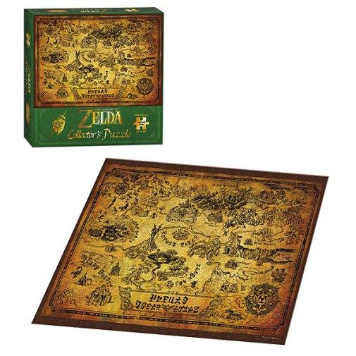 Legend of Zelda Collector's Puzzle (Foto: ThinkGeek)