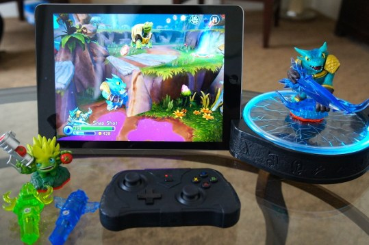 Skylanders Trap Team Tablet Starter Pack. (Foto: Activision Blizzard)