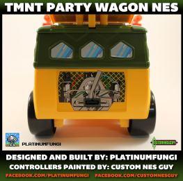 TMNT Party Wagon NES. (Foto: Platinumfungi)