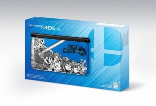 Für Smash Bros. -Fans in Blau erhältlich - der 3DS XL. (Foto: Nintendo)