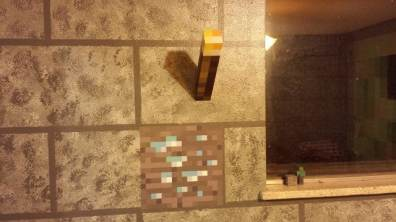 Minecraft Bedroom. (Foto: Geekologie)
