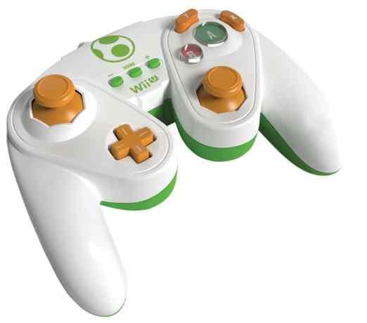 Wii U Gamecube-Controller. (Foto: Flashpoint)