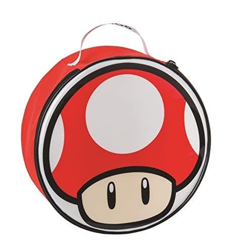 Case Amiibo 1UP Mushroom Case. (PoweA)