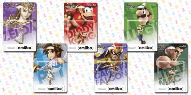 Set 2 mit neuen amiibo-Figuren. (Foto: Nintendo)