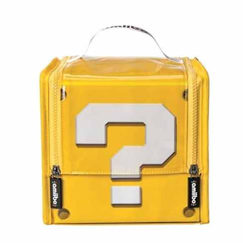 Amiibo Super Mario Question Block Case. (Foto: PowerA)