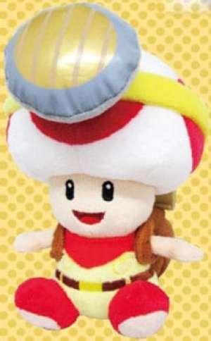 Der sitzende Toad. (Foto: AmiAmi)