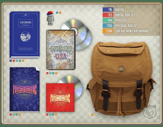 Die Pakete im Überblick. (Foto: Kickstarter)