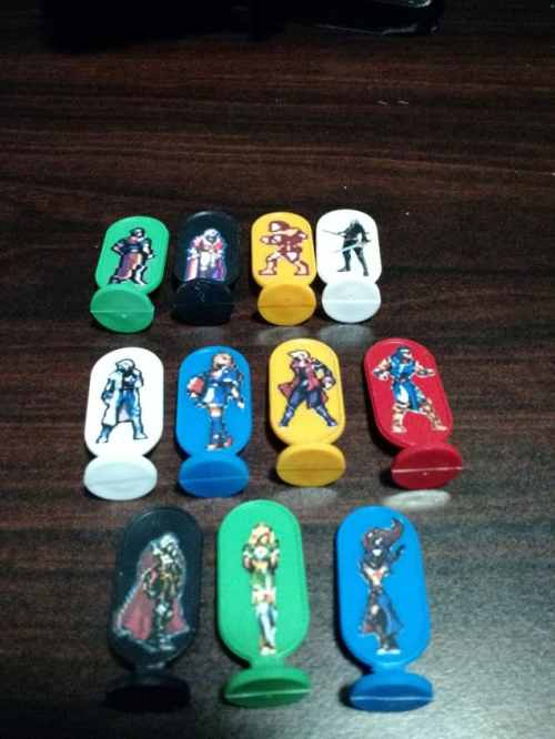 Castlevania Board Game. (Foto: imgur)