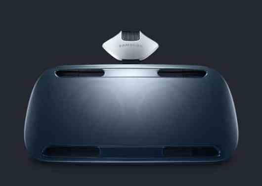 Ähnliches Konzept wie Oculus VR. (Foto: Samsung)